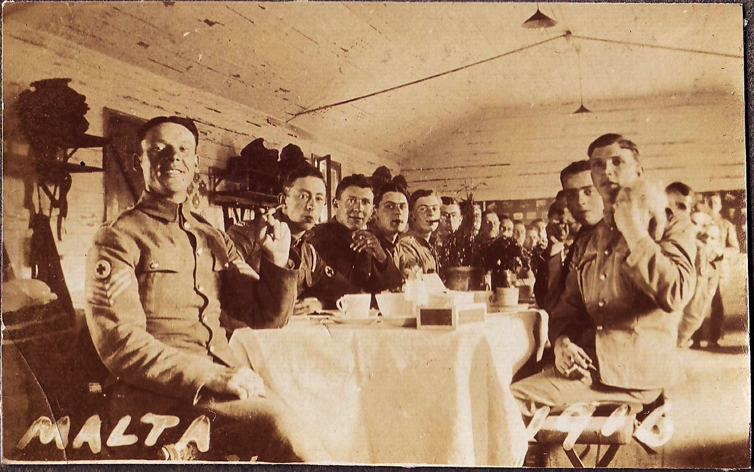 The Royal Army Medical Corps