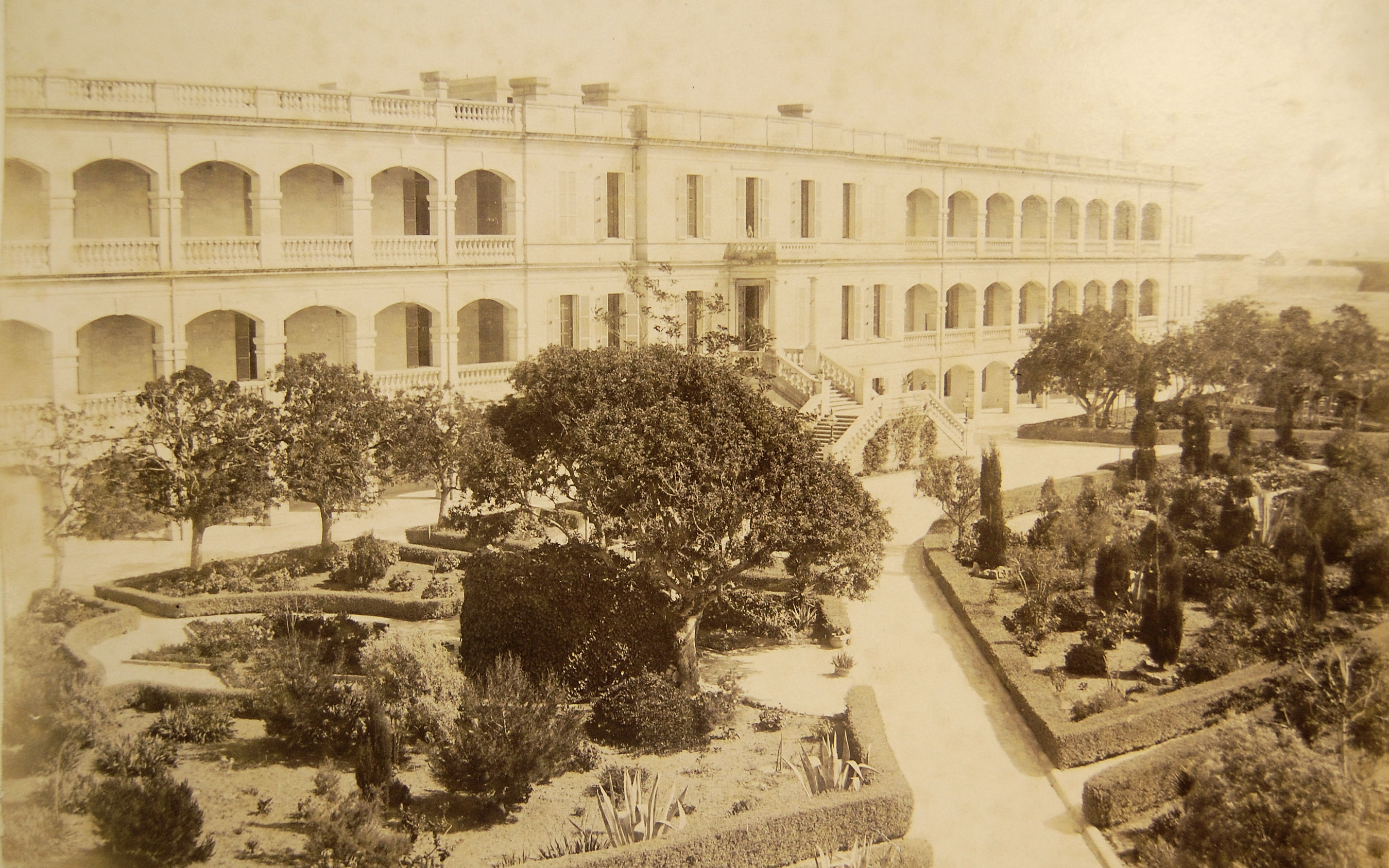 Military Hospitals of the Malta Garrison
